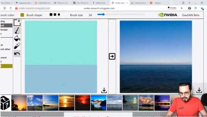 Первая Академия Яндекс Дзен, уникализация изображений